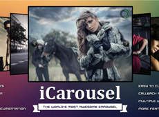 iCarousel™ (Images and Media)