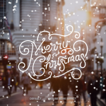 Merry Christmas Snowing Effect (HTML/CSS, JavaScript)