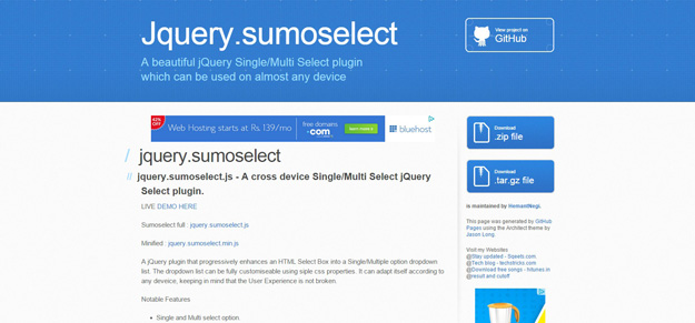 jquery-sumoselect