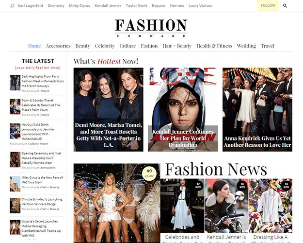 FashionForward