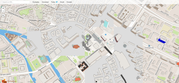 Best Javascript Libraries For Creating Interactive Maps - Us-map-html5