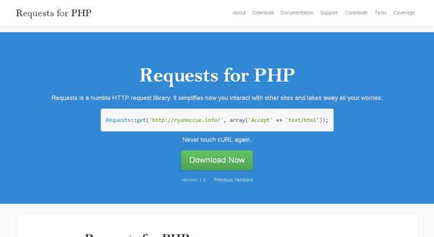 Requests-for-PHP