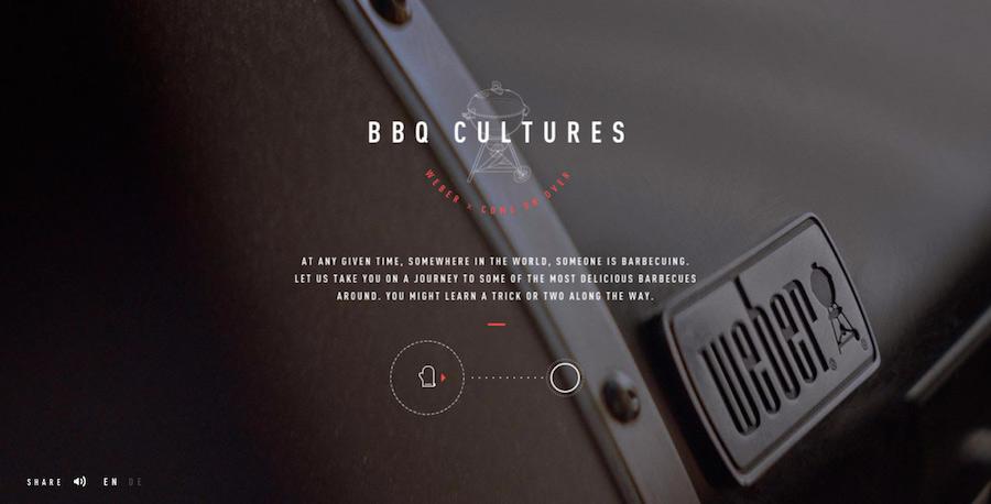 Weber - BBQ Cultures