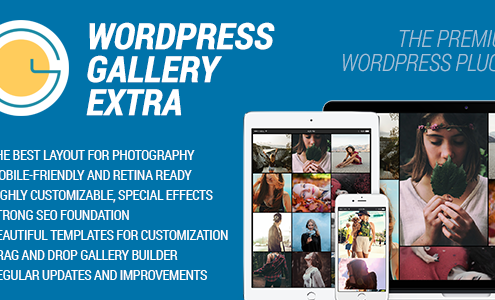 WordPress Gallery Extra