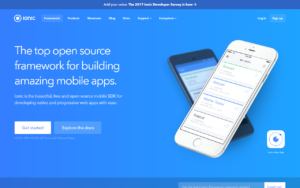 Ionic Framework - Build Amazing Native Apps and Progressive Web Apps with Ionic Framework and Angular