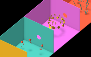 Dance WebXR Game